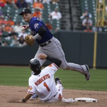 Troy Tulowitzki - Photo Credit: Keith Allison