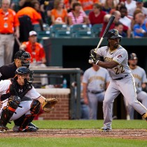 Andrew McCutchen Pittsburgh Pirates - Photo Credit: Keith Allison