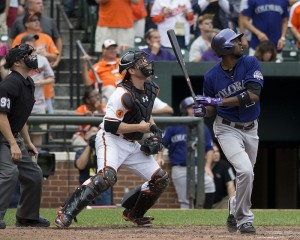 Dexter Fowler - Photo Credit: Keith Allison