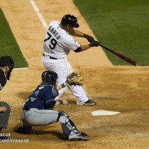 Jose Abreu White Sox - Photo Credit: Robert Rescot