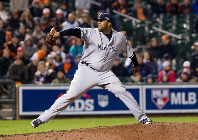 C.C. Sabathia New York Yankees