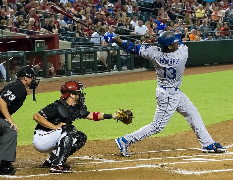 Hanley Ramirez Los Angeles Dodgers