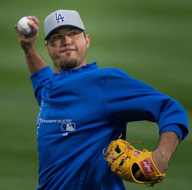 Josh Beckett Dodgers