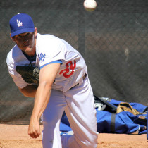 Clayton Kershaw - Photo Credit - Salina Canizales