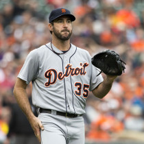 Justin Verlander - Photo Credit - Keith Allison