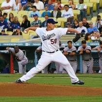 Chad Billingsley Dodgers