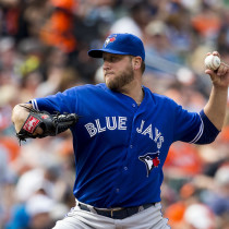 Mark Buehrle Blue Jays - Photo Credit - Keith Allison