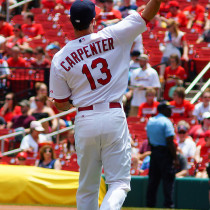 Matt Carpenter - Photo Credit - Alex Lewis