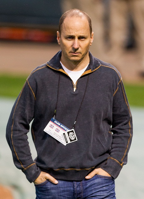 Brian Cashman Yankees