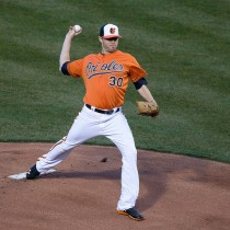 Chris Tillman Orioles