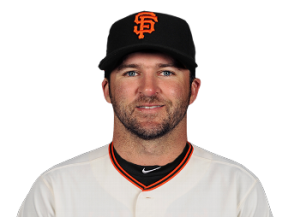 Dan Uggla SF Giants