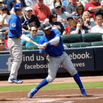 Starlin Castro Cubs - Photo Credit - Doug Anderson