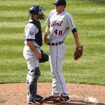 Rick Porcello Detroit Tigers