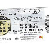 YankeesRedSoxTicket