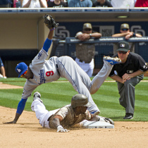 Dee Gordon - Photo Credit- SD Dirk