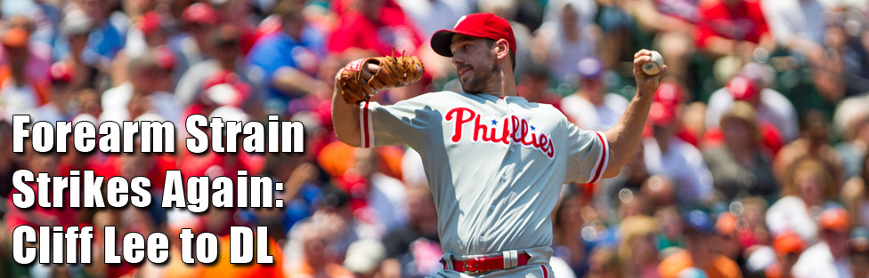 cliff lee dl