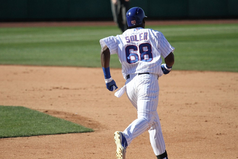 Jorge Soler - Photo Credit - Mike LaChance
