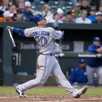 Josh Donaldson - Photo Credit - Keith Allison