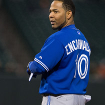 Edwin Encarnacion - Photo Credit - Keith Allison