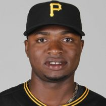 Pittsburgh Pirates outfielder Gregory Polanco.  Credit: Kim Klement-USA TODAY Sports