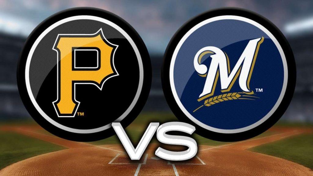 Pirates vs Brewers