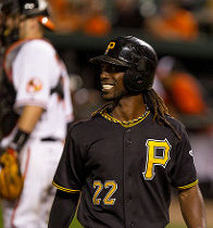 Andrew McCutchen - Photo Credit - Keith Allison
