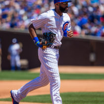 Jason Heyward Cubs - Photo Credit - Julie Fennell