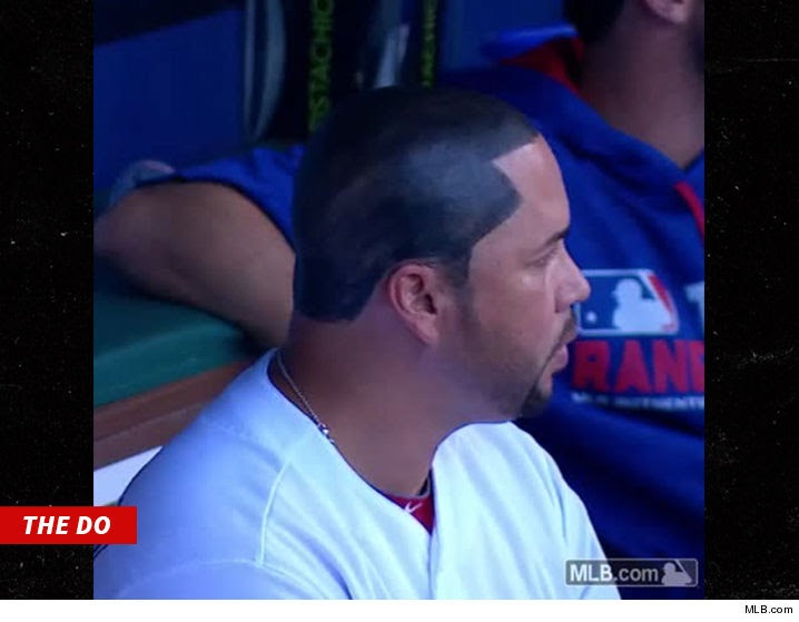 Carlos Beltran Hair