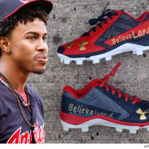Francisco Lindor: Customer Playoff Cleats