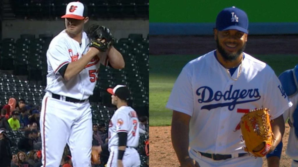 2016 Relievers of the Year