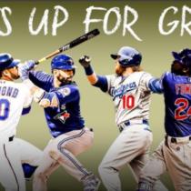 MLB Free Agent Bats