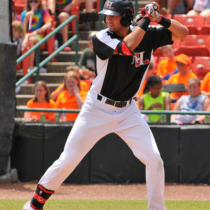 Joey Gallo #30 - Hickory Crawdads