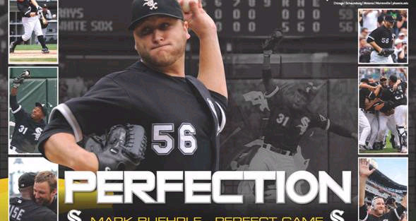 White Sox To Honor Mark Buehrle On June 24