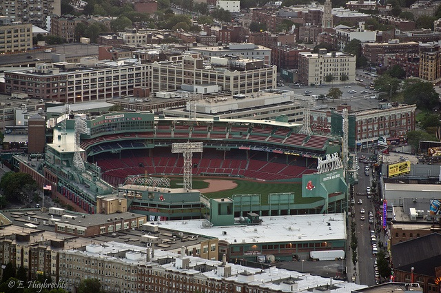 Home of the Boston Red Sox