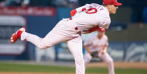Nick Pivetta to Make MLB debut This Weekend