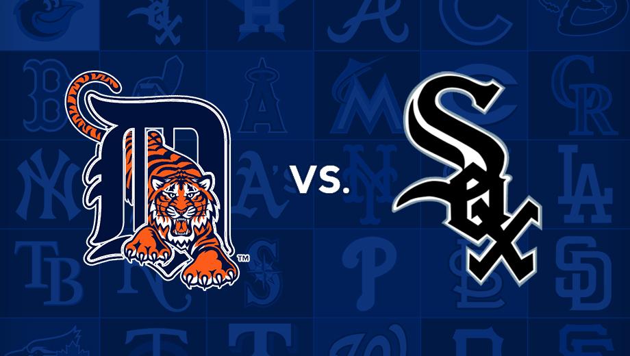 Tigers vs White Sox