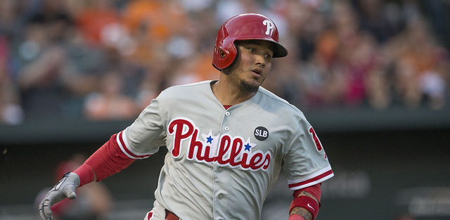 Padres Acquire INF Freddy Galvis from Philadelphia Phillies