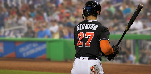 Yankees Acquire Giancarlo Stanton from Miami Marlins